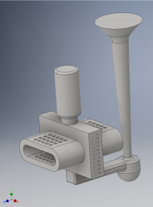 CAD view Part Design