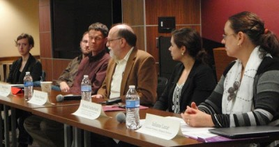 Faculty and Graduate Student Panel