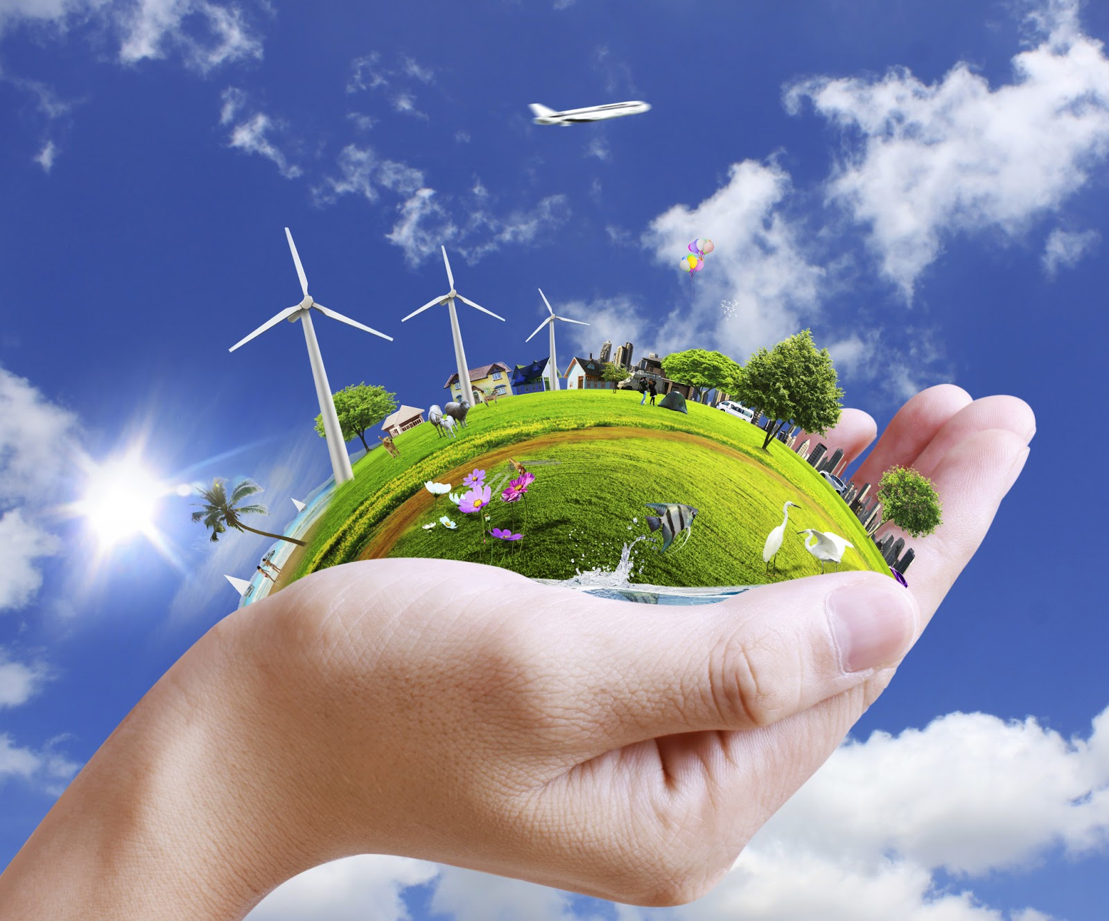 How technology affects the environment